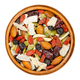 Superfood snacking mix in wooden bowl - PhotoDune Item for Sale