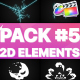 Elements Pack 05 | FCPX - VideoHive Item for Sale