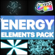 Energy Elements Pack | FCPX - VideoHive Item for Sale