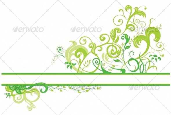 Floral spring design - Nature Conceptual