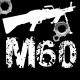 M60 Machine Gun Sound