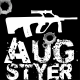 Styer AUG Machine Gun