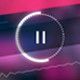 Neon Stories Music Players - VideoHive Item for Sale