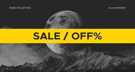 Sale by Audioknap