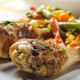 Two grilled chicken drumsticks - PhotoDune Item for Sale