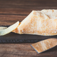Parmesan cheese on stone board - PhotoDune Item for Sale