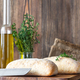 Ciabatta with olive oil - PhotoDune Item for Sale