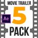 Movie Trailer Variety Pack v1.0 - VideoHive Item for Sale