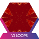 Chinese New Year 2 VJ Loops Background