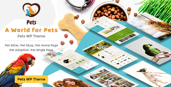 Pet World - Dog Care & Pet Shop