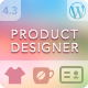 Fancy Product Designer | WooCommerce WordPress