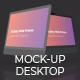 Animated Screen Website Mockup Promo - Pro Mockup Web Presentation - VideoHive Item for Sale