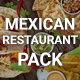 Mexican Restaurant Pack - VideoHive Item for Sale