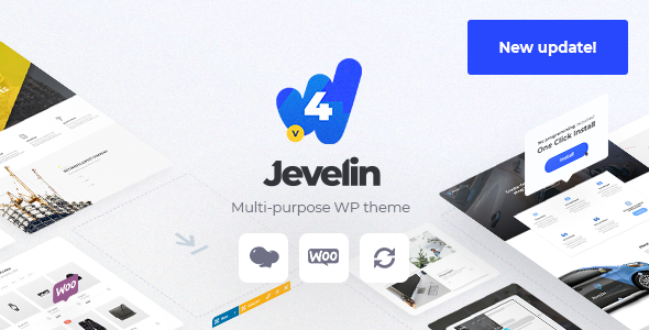 Excellent Jevelin | Multi-Purpose Responsive WordPress AMP Theme