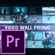 Video Wall Promo - Premiere Pro - VideoHive Item for Sale