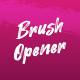 Modern Brush Onener - VideoHive Item for Sale