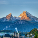 Mount Watzmann and the city of Berchtesgaden - PhotoDune Item for Sale
