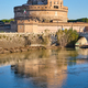 The Castel Sant Angelo in Rome - PhotoDune Item for Sale