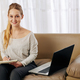 Young Businesswoman Working At Home - PhotoDune Item for Sale