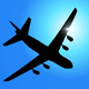 Fast airplane in the sky  - GraphicRiver Item for Sale