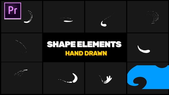 Shape Elements // MOGRT