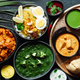 Indian food and indian cuisine dishes, copy space - PhotoDune Item for Sale