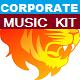 Inspiring And Upbeat Corporate Kit