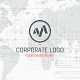 Corporate Map Logo - VideoHive Item for Sale