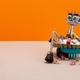 Steampunk style professional robotic vacuum cleaner machine - PhotoDune Item for Sale