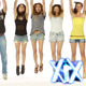 Young People Cheering Slow Motion - VideoHive Item for Sale
