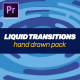 Liquid Transition Pack // MOGRT - VideoHive Item for Sale