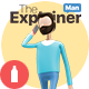 The Explainer Man - VideoHive Item for Sale