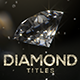Diamond Titles - VideoHive Item for Sale