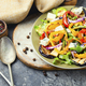 Grilled vegetables salad on plate - PhotoDune Item for Sale
