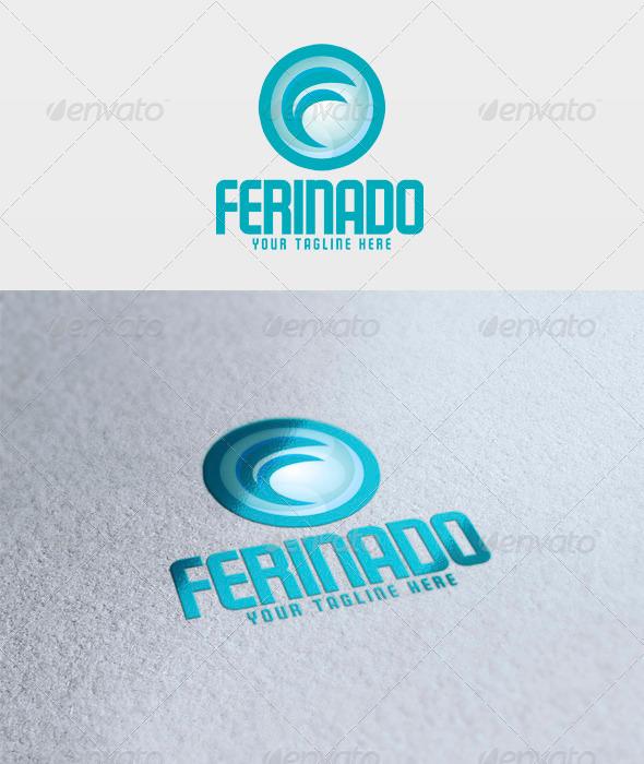 Ferinado Logo - Letters Logo Templates