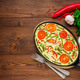 Pan with traditional Italian Frittata - PhotoDune Item for Sale