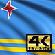 Aruba Flag 4K - VideoHive Item for Sale