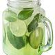 Mojito cocktail jar, paths - PhotoDune Item for Sale