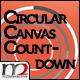 CIRCULAR CANVAS COUNTDOWN - CodeCanyon Item for Sale