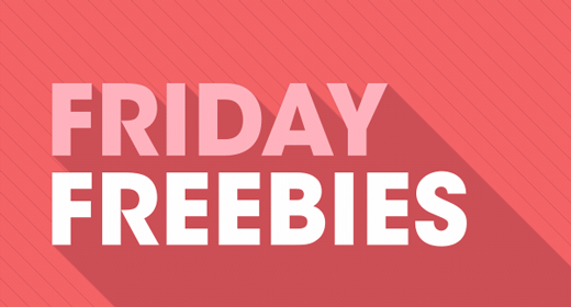 Friday Freebies - January 2020
