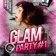 Glam Flyer / Poster - GraphicRiver Item for Sale
