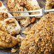 Stuffed chicken breast with nuts. - PhotoDune Item for Sale