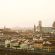 Golden sunset of Florence, Italy. - PhotoDune Item for Sale