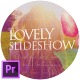 Lovely Slideshow for Premiere Pro - VideoHive Item for Sale