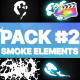 Smoke Elements Pack 02 | FCPX - VideoHive Item for Sale