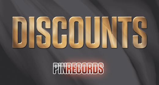 Discounts - 75% OFF
