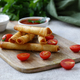 Snack Fried Pies with Cheese - PhotoDune Item for Sale