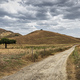Rural landscape in Matera province at summer - PhotoDune Item for Sale