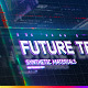 Futuristic HUD Slideshow - VideoHive Item for Sale
