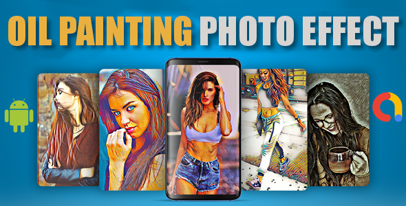 Prisma Photo Effect Editor   Oil painting Photo Effect   Cartoon Photo Effect   Admob Ads